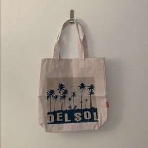 Del Sol Color Changing Shopping Bag